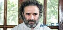 عکس دیده نشده از حسن معجونی در نقش ناصرالدین شاه