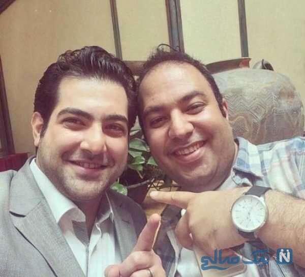 مجری شاهین جمشیدی و علی اوجی