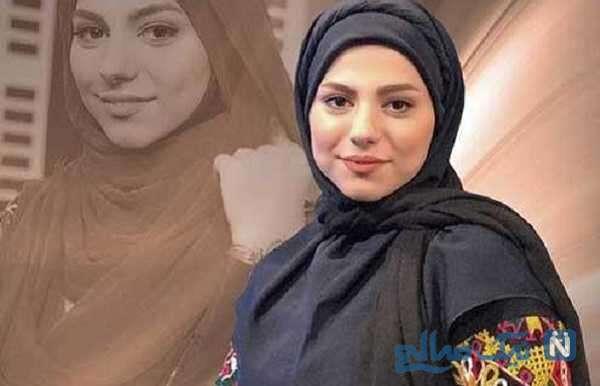 تصاویر محیا اسناوندی مجری تلویزیون که در رستوران لاکچری صدف می خورد