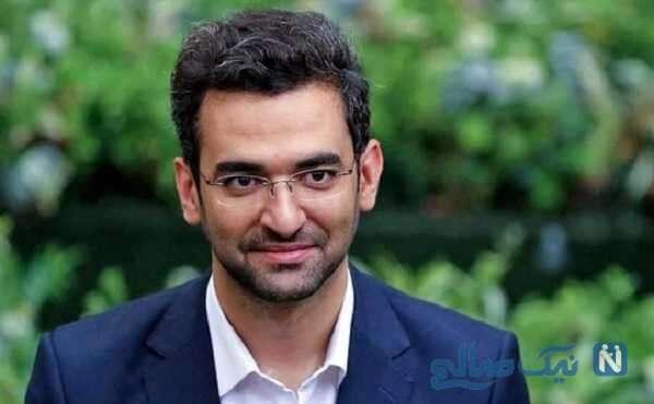 کری خوانی دوباره آذری جهرمی برای فرهاد مجیدی و هواداران استقلال