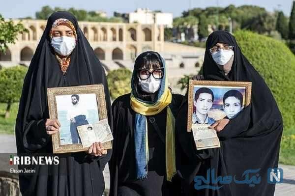 تیپ مردم در انتخابات 28 خرداد