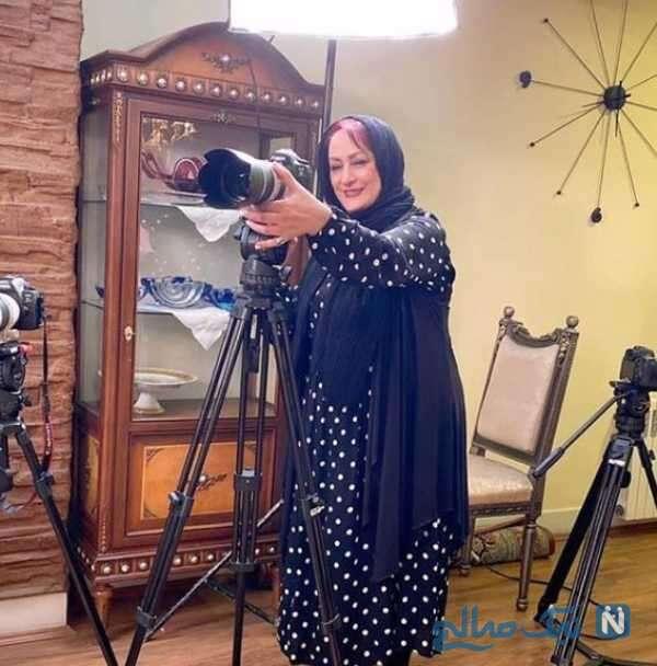 خانه مریم امیرجلالی بازیگر