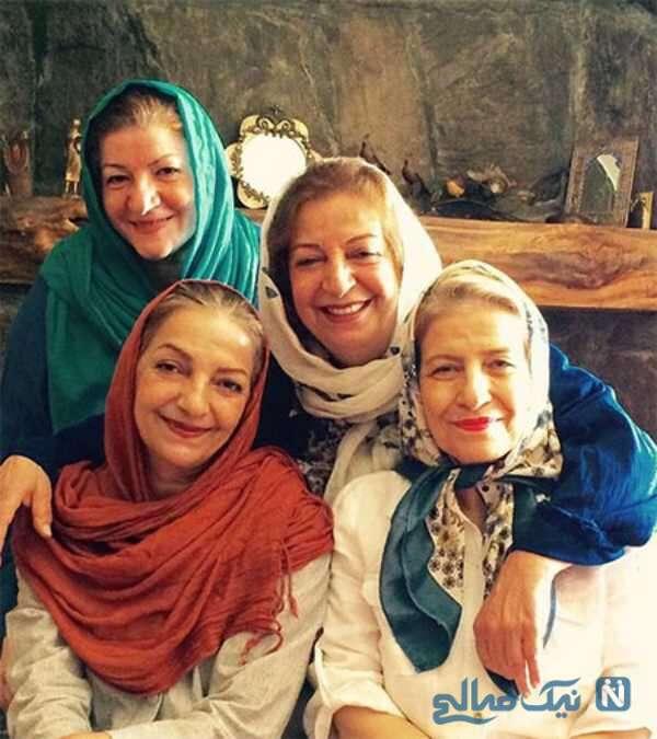 خواهران بازیگر معروف