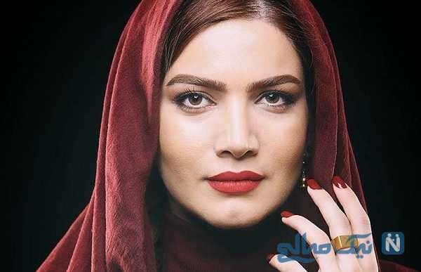 اولین عکس از متین ستوده تازه عروس سینمای ایران در کنار همسرش
