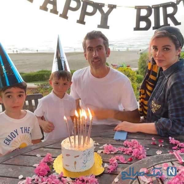 تولد 38 سالگی مجتبی جباری