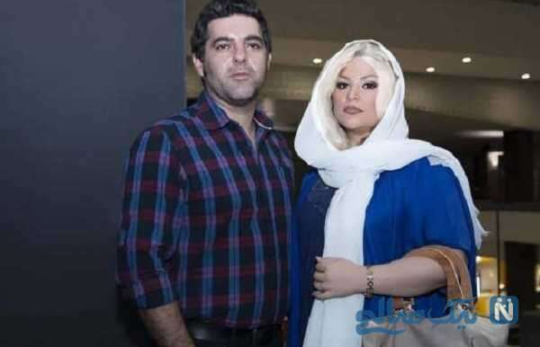کارگردان ایرانی و همسرش