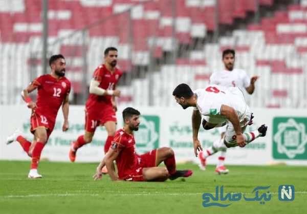 بازیکنان تیم ملی فوتبال ایران