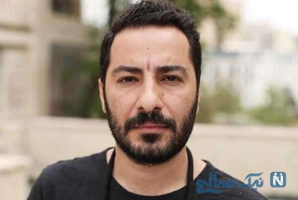 پست عاشقانه نوید محمدزاده بازیگر سینما برای فرشته حسینی