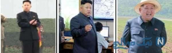 کاهش وزن کیم رهبر کره شمالی