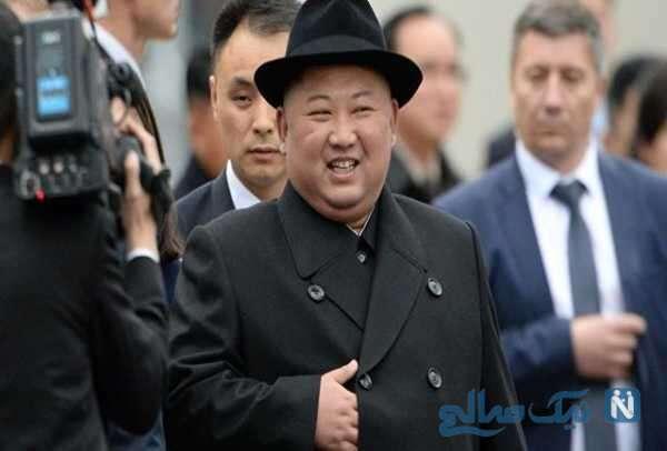 کاهش وزن کیم جونگ اون رهبر کره شمالی