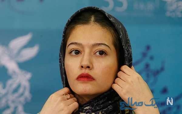 جشن تولد ۲۹ سالگی پردیس احمدیه بازیگر سریال آنها