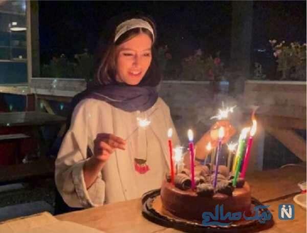 تولد 29 سالگی پردیس احمدیه