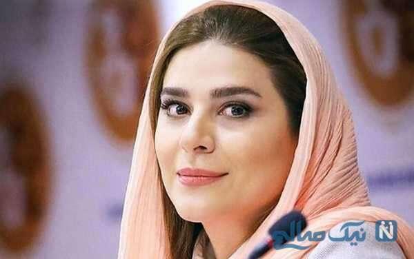 سلفی پدرام شریفی و سحر دولتشاهی زوج عاشق سریال می خواهم زنده بمانم