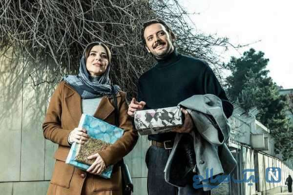 پدرام شریفی و سحر دولتشاهی در سریال می خواهم زنده بمانم