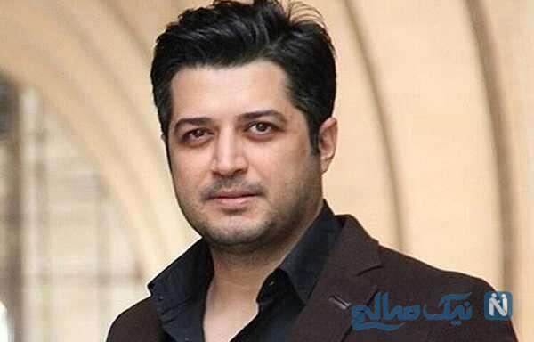 پندار اکبری بازیگر مشهور در حال تزریق واکسن کرونای ایرانی