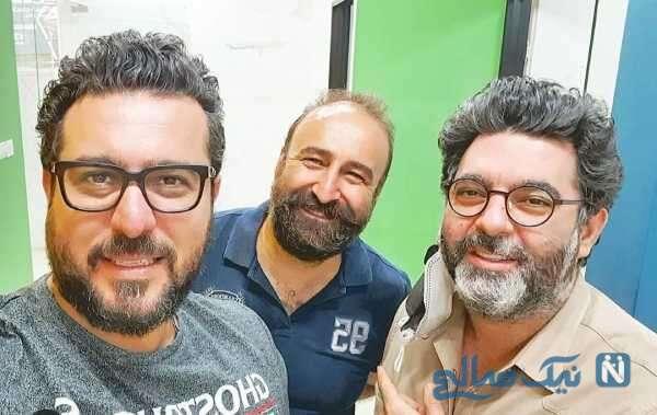 برادران کیایی و مهران احمدی
