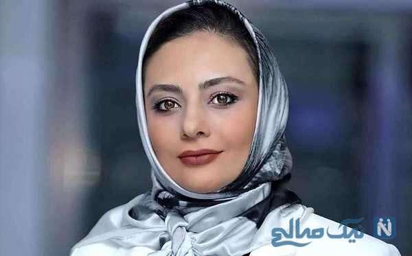 جدیدترین عکس یکتا ناصر بازیگر که از همسرش منتشر کرد و نوشت : نیمه جانم