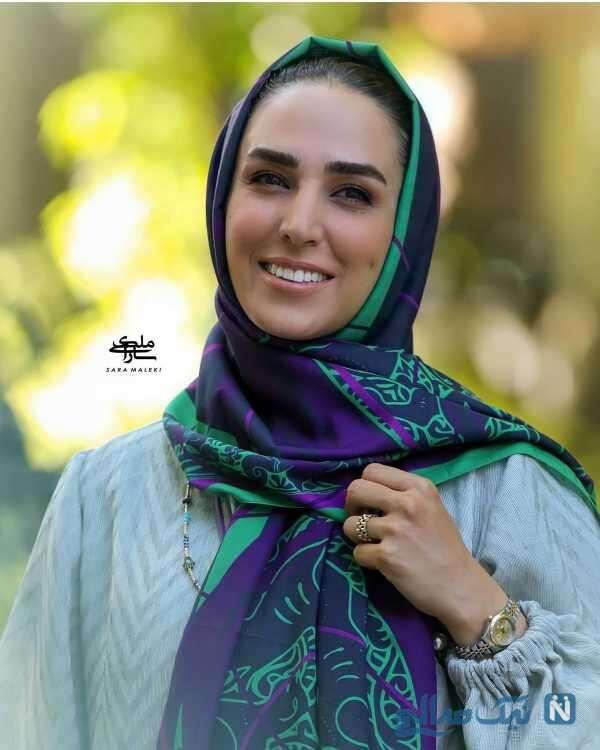 تصویری از بازیگر زن سوگل طهماسبی