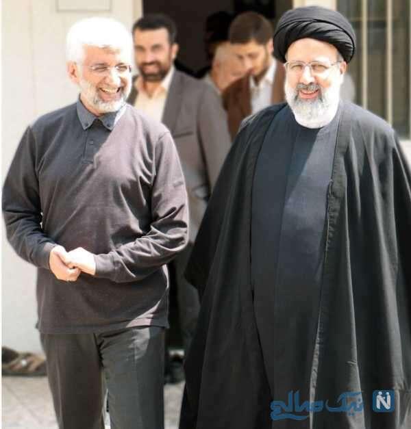انصراف سعید جلیلی به نفع رئیسی از انتخابات