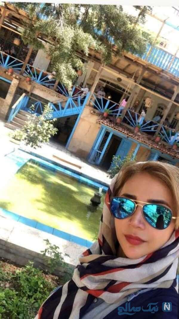 شبنم قلی خانی در خانه های سنتی