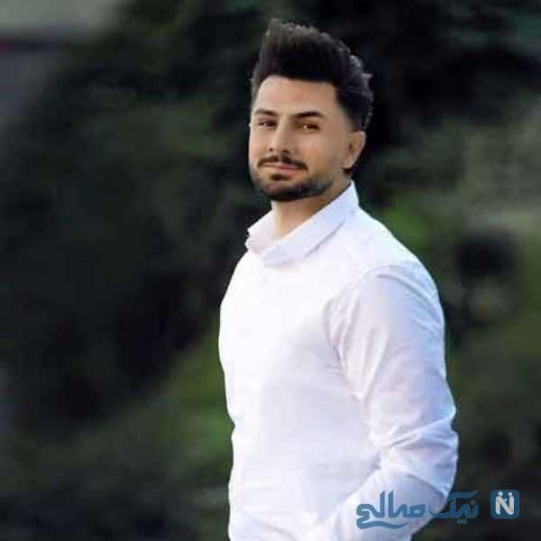 سعید شریعت خواننده ایرانی