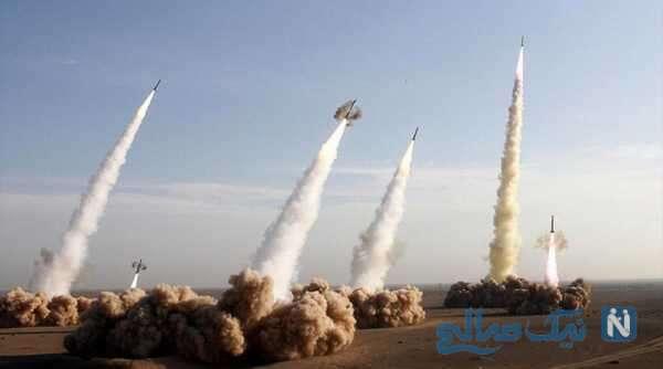 میزان توان موشکی ایران