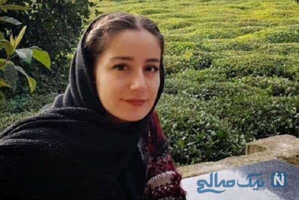 نصب تندیس نرجس خانعلیزاده نخستین قربانی کرونا از کادر پزشکی در گیلان