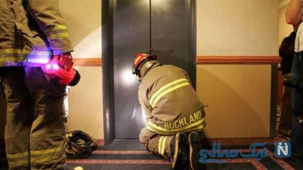 نکات مهم هنگام ماندن در آسانسور