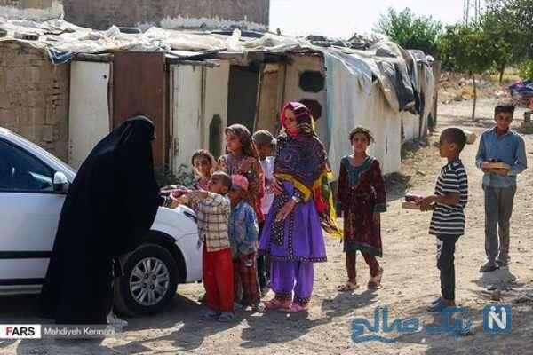 کودکان جنوب تهران