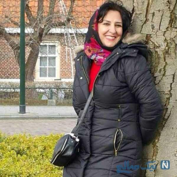 عکس بازیگر زن مرجانه گلچین