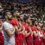 آواز ترکی بازیکنان تیم والیبال از خواننده محبوب ترکیه و واکنش خواننده ترک