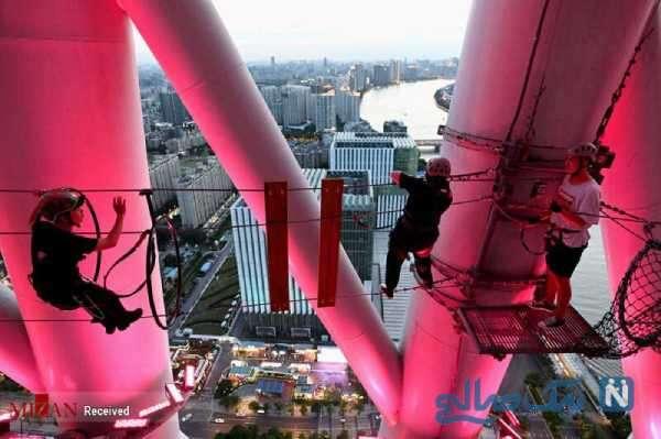 بلندترین برج تلویزیونی