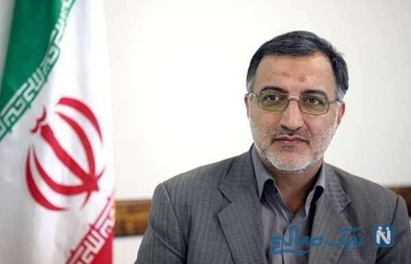 انصراف زاکانی به نفع رئیسی از حضور در انتخابات ۱۴۰۰