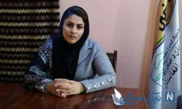 زینب رحیمی خبرنگار محیط زیست