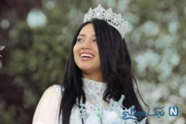 دختر سرشناس مصری
