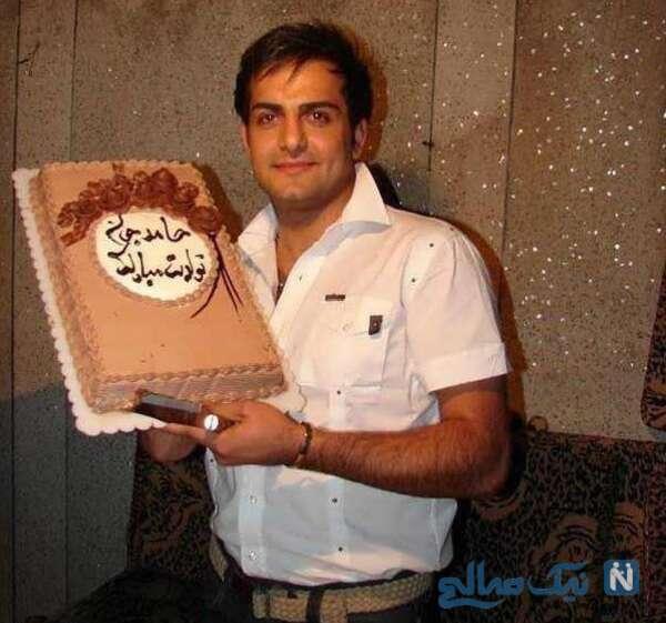 تولد حامد کمیلی بازیگر