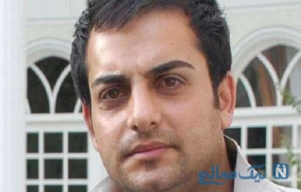 حامد کمیلی هنرپیشه معروف هم با خواندن یه شب مهتاب خواننده شد