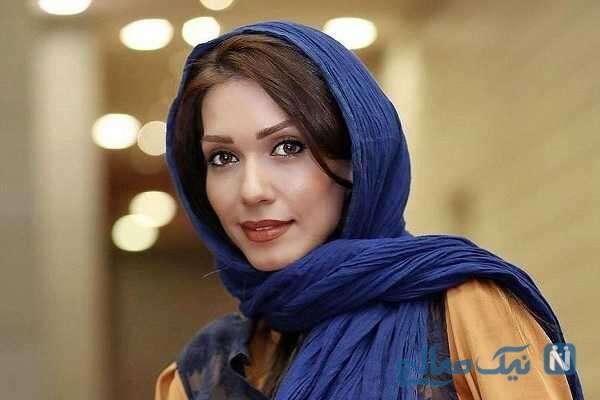 شهرزاد کمال زاده بازیگر سریال گاندو ۲ در موزه و گالری هنر قیصریه اصفهان