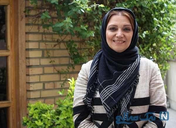 تصویری از بازیگر زن الهام پاوه نژاد