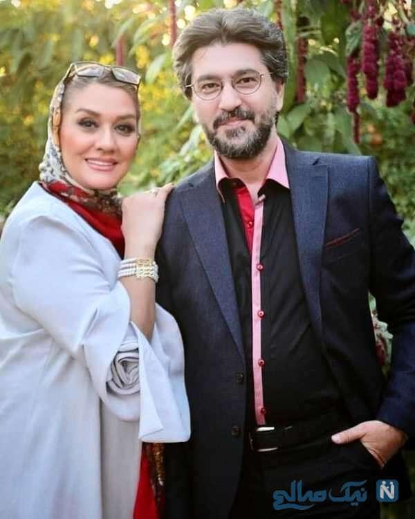 همسر آقای مجری