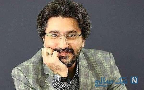 امیرحسین مدرس مجری و ۲ پسرش به بیماری کرونا مبتلا شدند