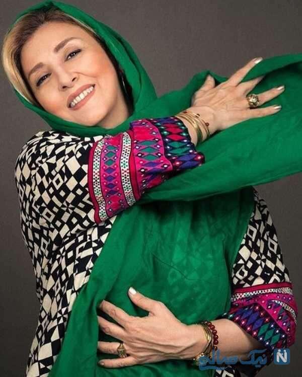 بازیگر معروف زن ایرانی