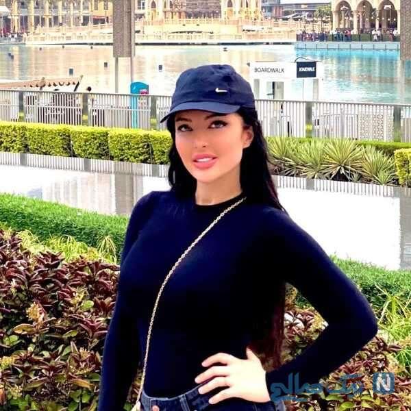 آرام جوینده در دبی