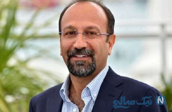 اصغر فرهادی کارگردان سینما برنده جایزه بزرگ جشنواره کن شد