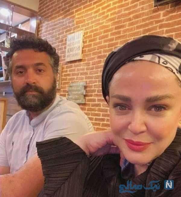 همسر جدید بهاره رهنما بازیگر