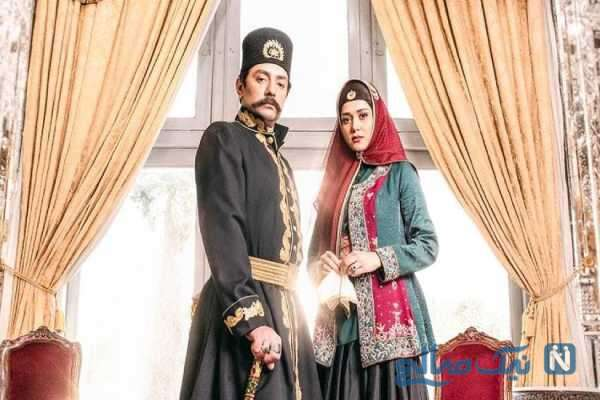 تصویری از بهرام رادان در سریال جیران