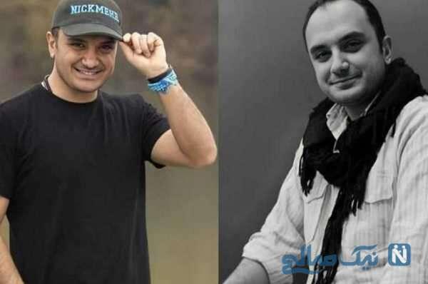 احسان کرمی قبل و بعد از کاهش وزن