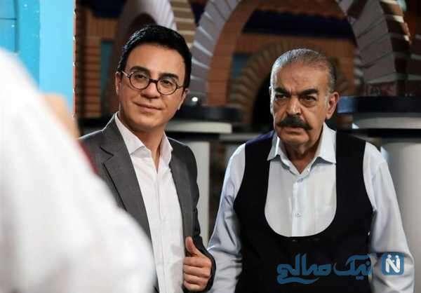 حمید لولایی و عمو پورنگ