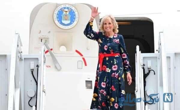 زن رئیس جمهور آمریکا