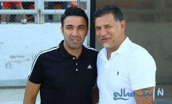 سرمربی فوتبال و علی دایی